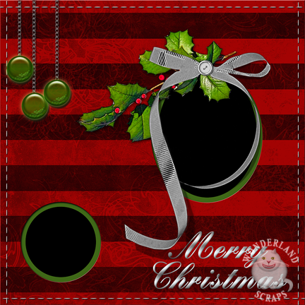 Free Christmas Quick Page