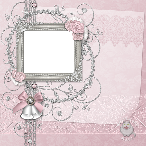 Wedding Silver and Pink Page